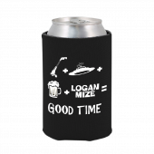 Logan Mize Black Koozie- Pictures