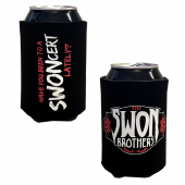 Swon Brothers Black Can Coolie