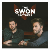 Swon Brothers CD- Self Titled