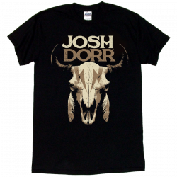 Josh Dorr Black Tee