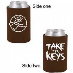 Leah Turner Brown Pocket Coolie- Take the Keys